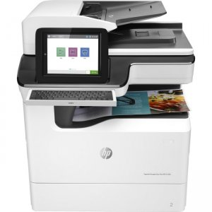 HP PageWide Managed Color Flow MFP License - Speed 50 ppm 2GP10A E77650z