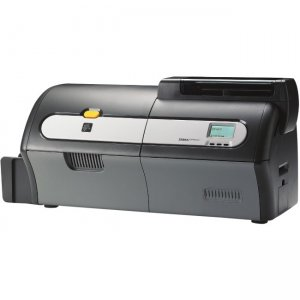 Zebra Card Printer Dual Sided Z72-0M0C000GUS00 ZXP Series 7