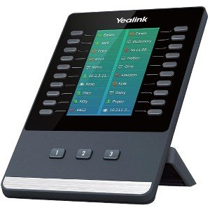 Yealink Color-Screen Expansion Module for T5 Series EXP50
