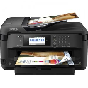 Epson WorkForce Wide-Format All-in-One Printer C11CG36201 WF-7710