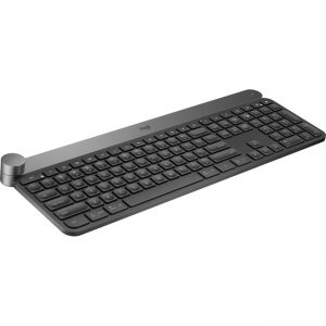 Logitech Advanced Keyboard with Creative Input Dial 920-008484