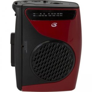 GPX Cassette Player with AM/FM Radio CAS337B