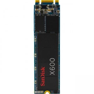 SanDisk 3D NAND SATA SSD (Solid State Drive) SD9SN8W-128G-1122 X600