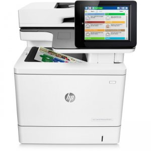HP LaserJet Laser Multifunction Printer - Refurbished B5L47AR#BGJ M577f
