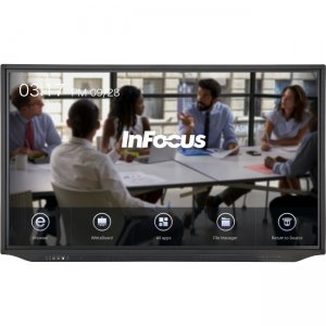 InFocus JTouch Plus 86-inch 4K Anti-Glare Display with Android INF8630AG