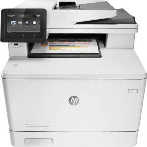 HP LaserJet Pro Laser Multifunction Printer - Refurbished CF379AR#BGJ M477fdw