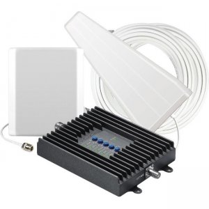 SureCall Fusion4Home Yagi/Panel All-Carrier Cellular Signal Booster SC-PolyH-72-YP-Kit