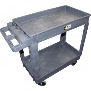 Impact Products 2 Shelf Utility Cart 7002 IMP7002