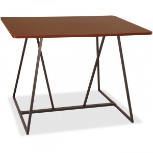 Safco Oasis Standing-Height Teaming Table 3020CY SAF3020CY