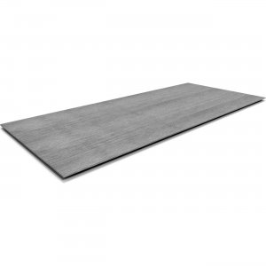 Lorell Charcoal Laminate Rectangular Conference Tabletop 59656 LLR59656