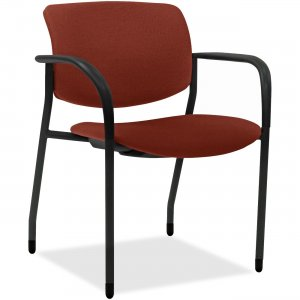 Lorell Contemporary Stacking Chair 83114A203 LLR83114A203