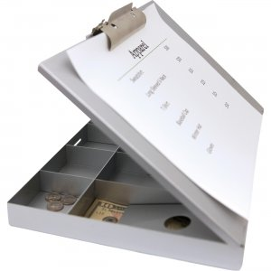 Saunders Cash Box Clipboard 55100 SAU55100