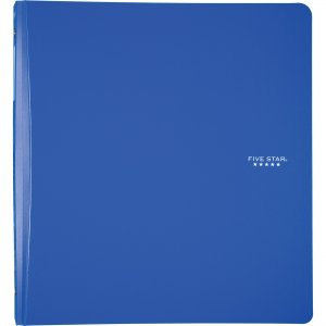 "Five Star 1"" Plastic Binder 38900 MEA38900"