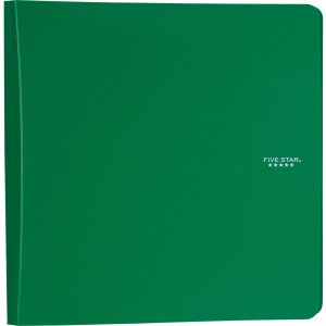 "Five Star 1"" Plastic Binder 38898 MEA38898"