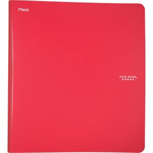 "Five Star 1"" Plastic Binder 38896 MEA38896"