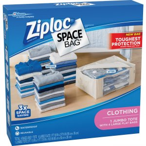 Ziploc Clothing Space Bag 690885 SJN690885
