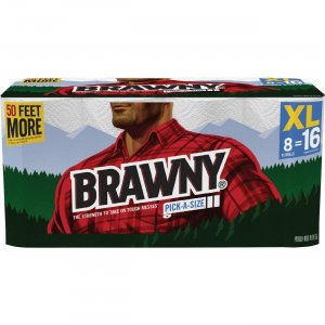 Brawny Industrial Pick-A-Size Paper Towels 44039501 GPC44039501