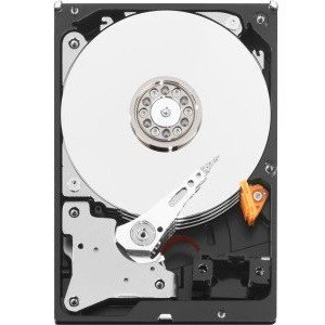 Western Digital - IMSourcing Certified Pre-Owned Purple 3TB SATA 6 Gb/s, 3.5-inch Surveillance Hard Drive - Refurbished WD30PURX