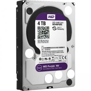 Western Digital - IMSourcing Certified Pre-Owned Purple NV Surveillance Storage - Refurbished WD4NPURX-RF WD4NPURX