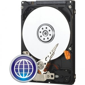 Western Digital - IMSourcing Certified Pre-Owned Scorpio Hard Drive - Refurbished WD2500BEVE-RF WD2500BEVE