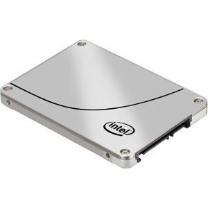 Intel - IMSourcing Certified Pre-Owned DC S3500 Solid State Drive - Refurbished SSDSC2BB080G401-RF