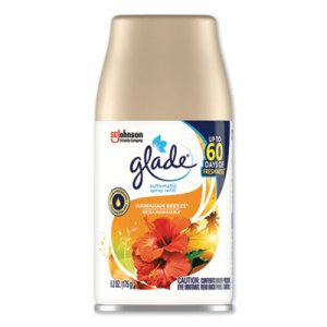 Glade Automatic Air Freshener, Hawaiian Breeze, 6.2 oz SJN616419EA 616419