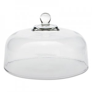 "Anchor Cake Dome, Glass, Clear, 11 1/4"" Diameter ANH340Q ANH 340Q"