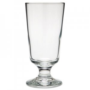 "Libbey Embassy Footed Drink Glasses, Hi-Ball, 10 oz, 6"" Tall LIB3737 10031009370037"