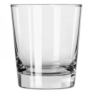 Libbey Heavy Base Tumblers, 13 oz, Clear, English Hi-Ball Glass, 48/Carton LIB139 31009005178