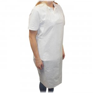 Impact Products Disposable Poly Apron MDP46WS IMPMDP46WS