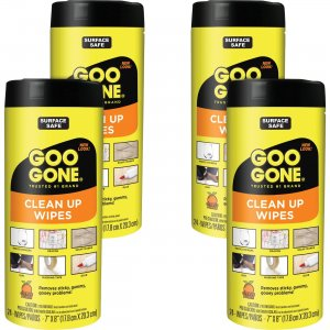Goo Gone Tough Task Wipes 2000CT WMN2000CT