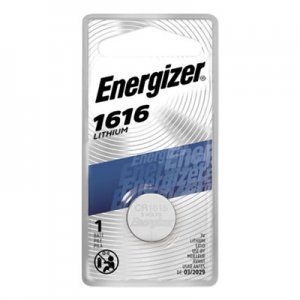 Energizer Watch/Electronic/Specialty Battery, 1616, 3V EVEECR1616BP ECR1616BP