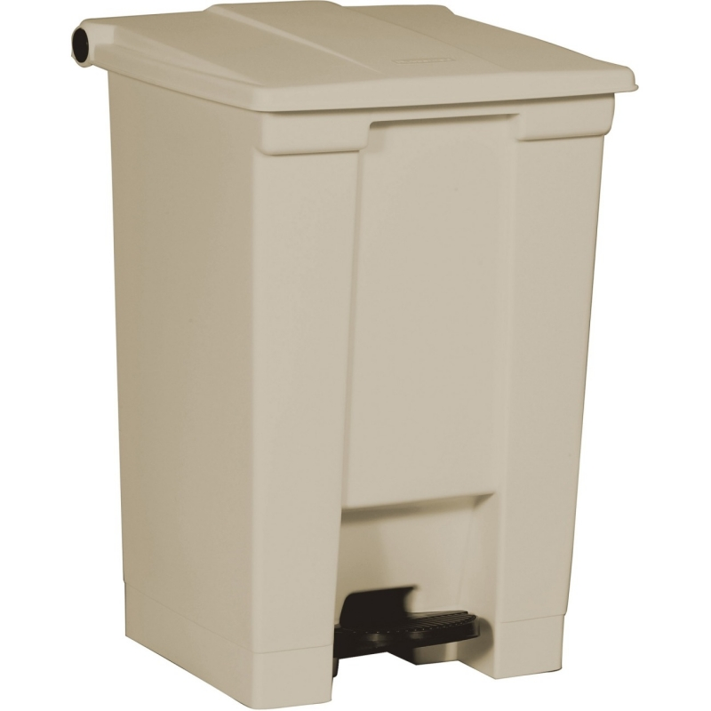 Rubbermaid Commercial Step-on Waste Container 614400BG RCP614400BG