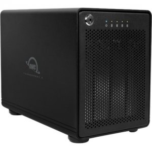 OWC ThunderBay 4 RAID 5 Edition 4-bay Professional-Grade Enclosure OWCTB2SRKIT0GB