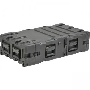 SKB 4U 30 Inch Deep Static Shock Rack 3RS-4U30-25B