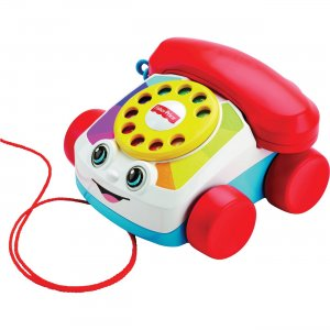 Fisher-Price Chatter Telephone Phone Toy FGW66 FIPFGW66
