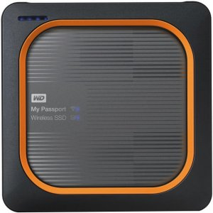 WD My Passport Wireless SSD WDBAMJ5000AGY-NESN