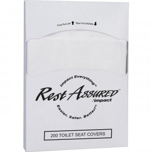 Impact Products 1/4-fold Toilet Seat Covers 25184473 IMP25184473
