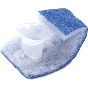 Scotch-Brite Disposable Toilet Scrubbers Refills 558RF4 MMM558RF4