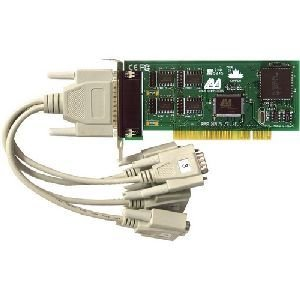 Lava Computer 4 Port Multiport Serial Adapter QUATTRO-PCI/LP