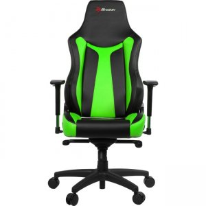 Arozzi Vernazza Series Super Premium Gaming Chair, Green VERNAZZA-GN