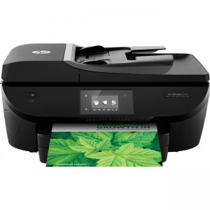 HP Inc - IMSourcing Certified Pre-Owned Officejet e-All-in-One Printer - Refurbished B9S76A#B1H-RF 5740