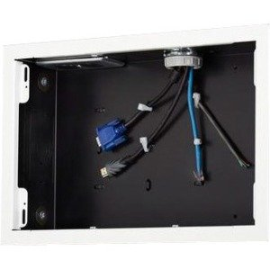 Chief In-Wall Storage Box with Flange PAC525FW