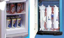 PureWaterCooler PWC-1000R/OZ Hot & Cold Water Dispenser