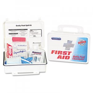 Blood Cleanup Kits Breakroom Supplies