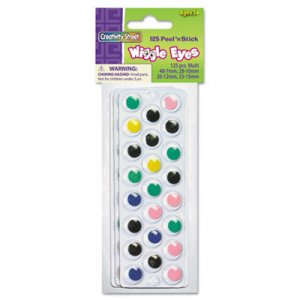 Wiggle Eyes Classroom Materials