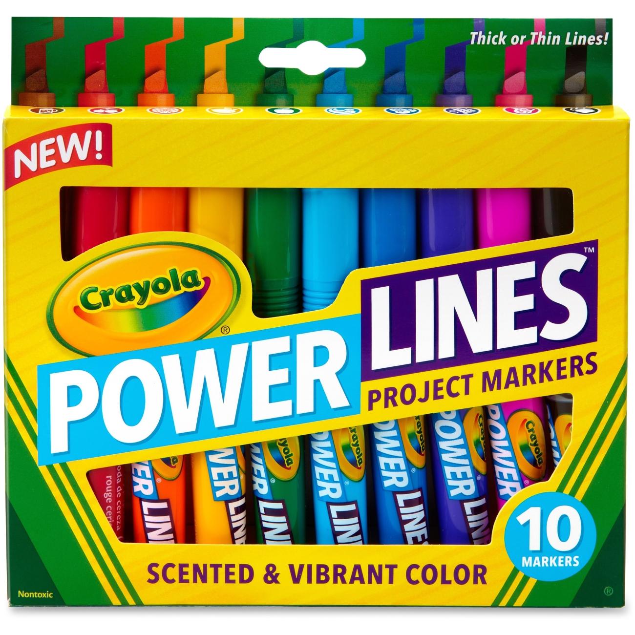 Crayola Writing & Correction