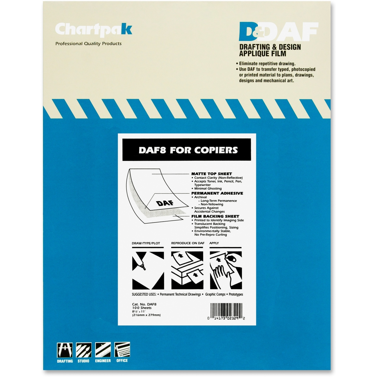 Chartpak Printer Papers, Speciality Papers & Pads