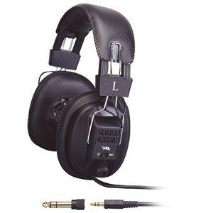 Cyber Acoustics ACM-500 Stereo Headphones for Education ACM-500RB