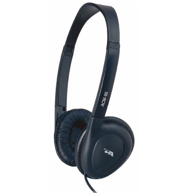 Cyber Acoustics PC/Audio Stereo Headphone ACM-90B